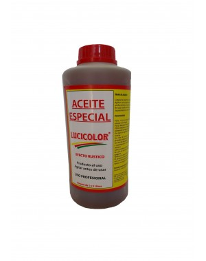 Aceite Intenso Lucicolor